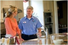 Lindstrom Plumber in a West Palm Beach home