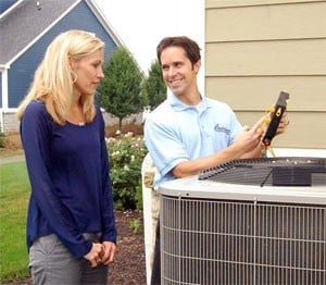 A/C and Heating Maintenance