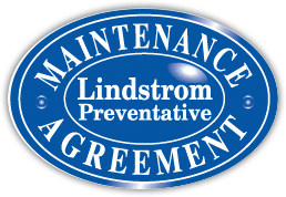 The Lindstrom Maintenance Agreement seal