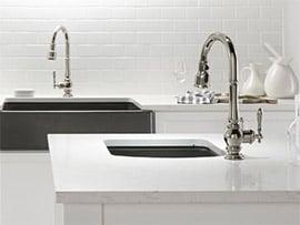 Kohler Faucet in a Fort Lauderdale home