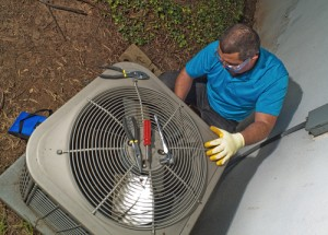 air conditioner maintenance tune-up