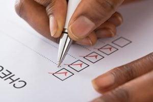 Precision Tune-Up Checklist