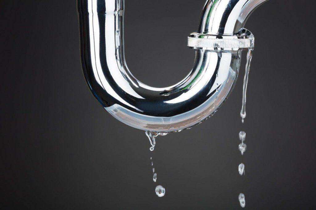 Leaky drain