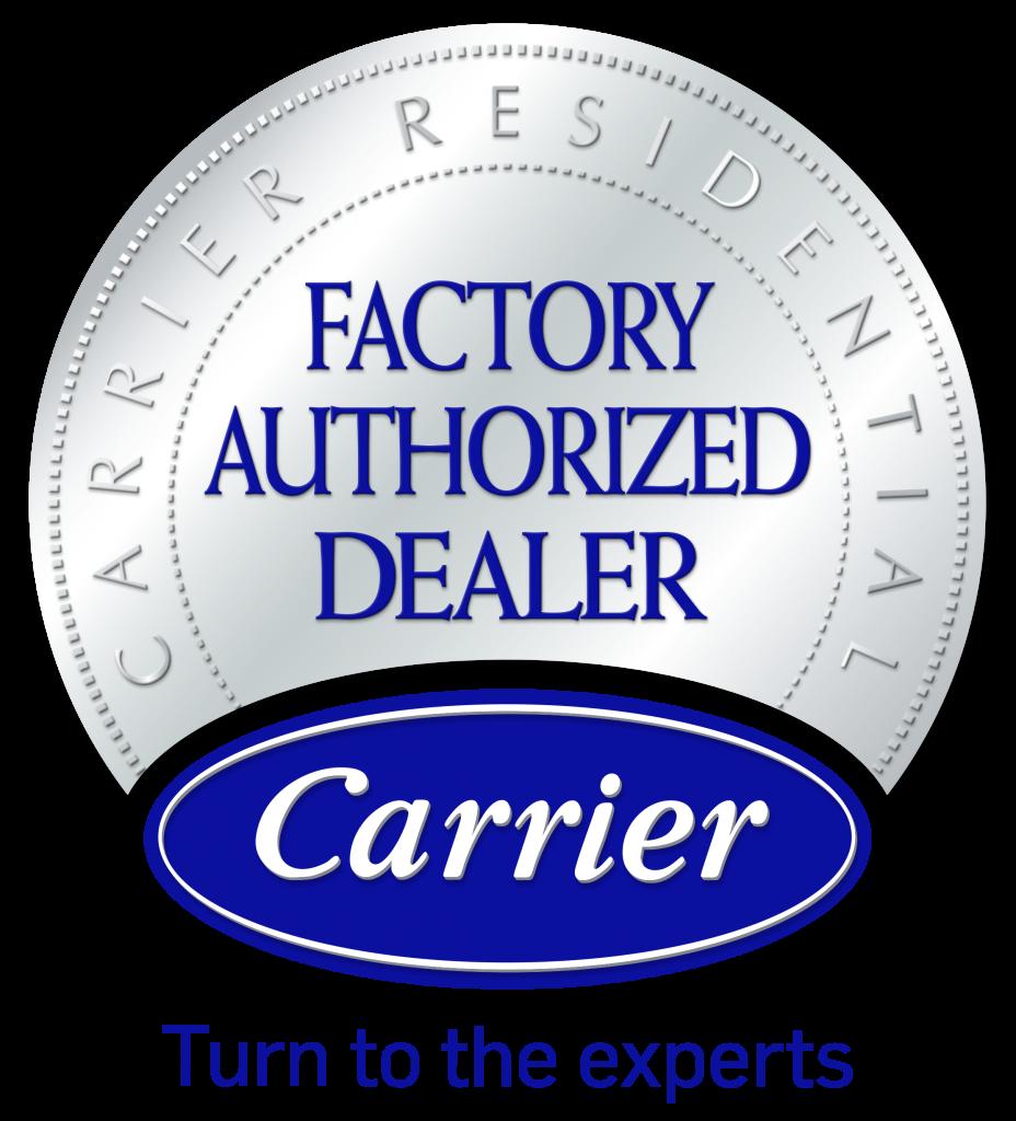 Carrier Factory Authorized Dealer - South Florida